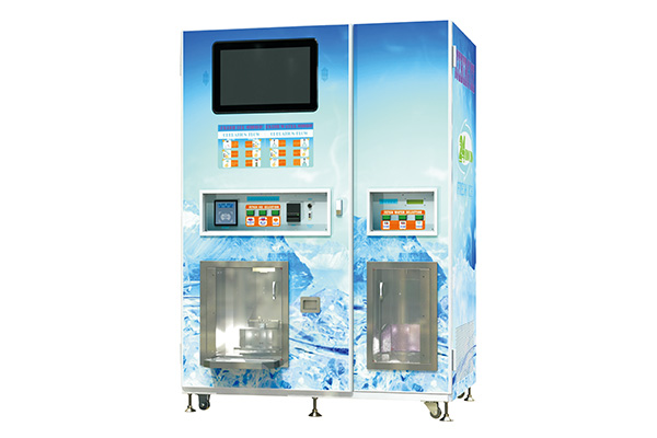 Ice&Water Vending Machine